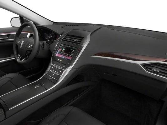 2016 Lincoln Mkz Hybrid Black Label In Morrow Ga Allan Vigil Ford