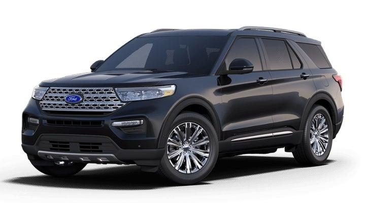 Allan Vigil Ford Morrow Ga >> 2020 Ford Explorer Limited