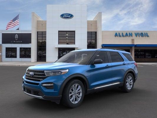 Allan Vigil Ford Morrow Ga >> 2020 Ford Explorer Xlt