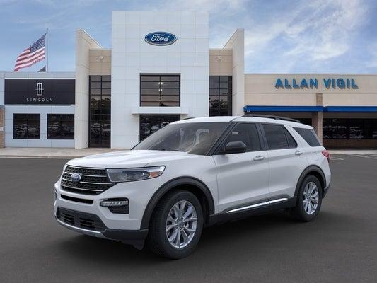 2020 Ford Explorer Xlt In Morrow Ga Atlants Ford Explorer Allan Vigil Ford Lincoln