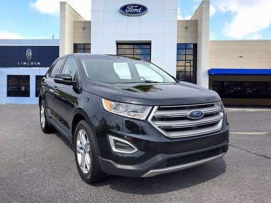 Allan Vigil Ford Morrow Ga >> 2018 Ford Edge Titanium
