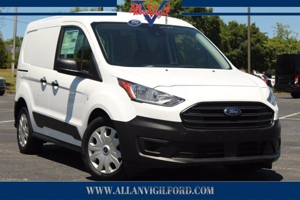 Transit Connect Van >> 2019 Ford Transit Connect Van Xl